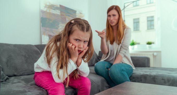 Frequenti attacchi di collera nei bambini? Potrebbero diminuire grazie ad un maggiore controllo emotivo materno