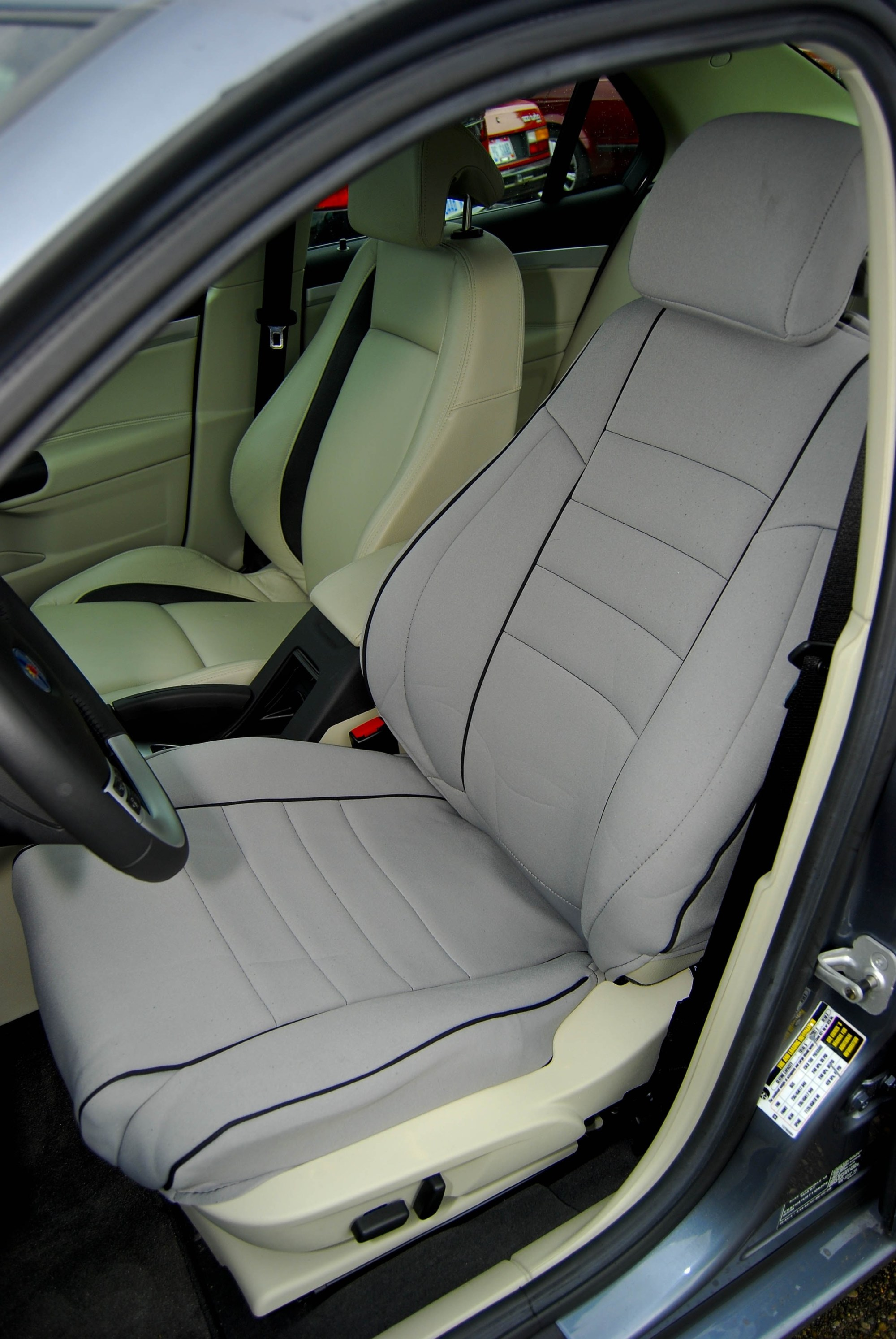 hight resolution of  2007 9 3ss 21 grey driver s seat example