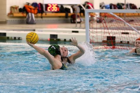 Girls' Water Polo Bounces Back, Wins 19-7
