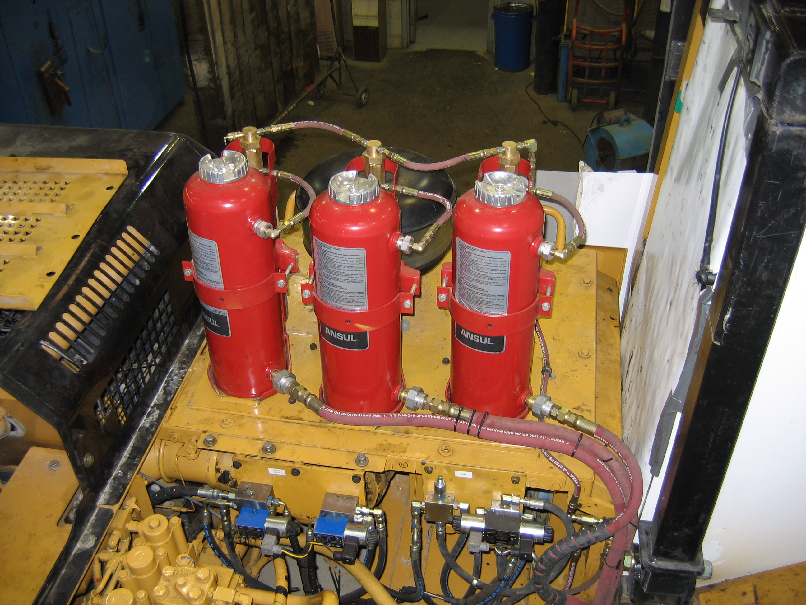 ansul system how it works wiring diagram for 1972 chevy truck vehicle fire suppression installation tn