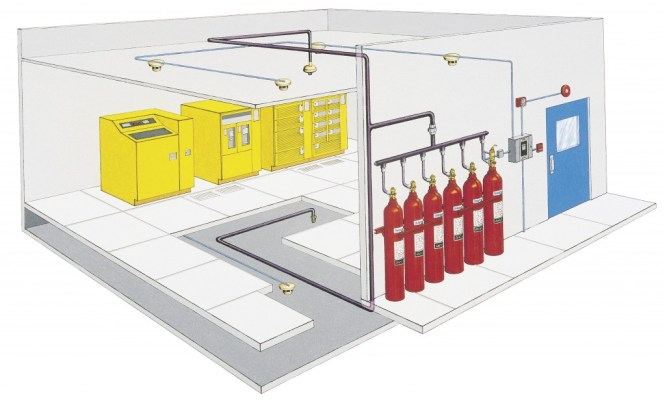Ansul Fire Suppression System Wiring Diagram - Wiring Diagram