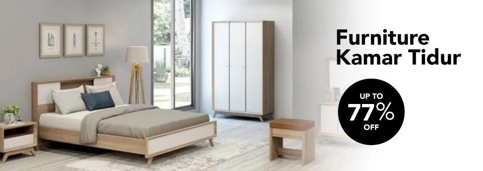 Jual Berbagai Furniture Kamar Tidur Terlengkap  Bliblicom