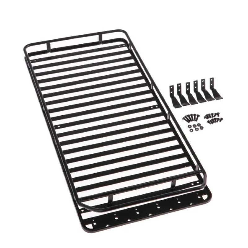 oem luggage roof rack carrier for 1 10 rc4wd d110 diy parts