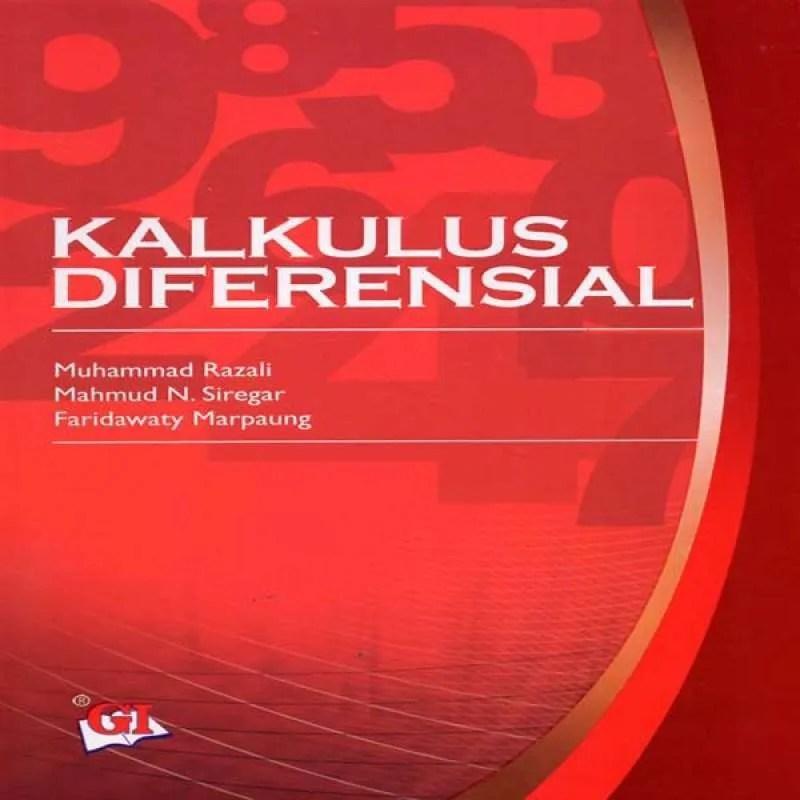 Topik utamanya dalam pembelajaran kalkulus diferensial adalah turunan. Kalkulus Differensial Terbaru Agustus 2021 Harga Murah Kualitas Terjamin Blibli