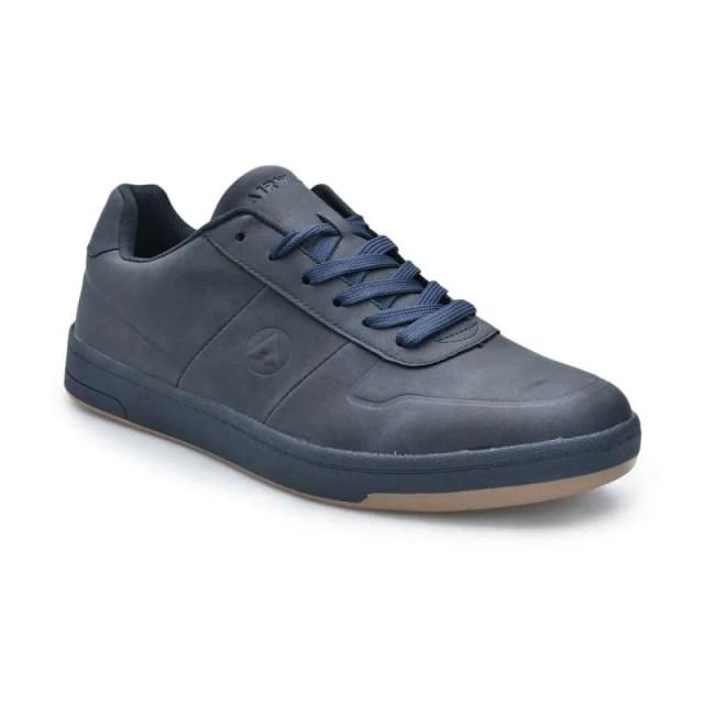 Airwalk Kage Sepatu Sneakers Pria - Navy