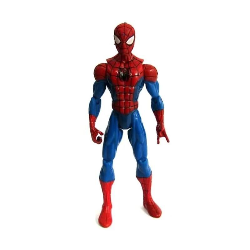 Jual Oem Marvel Spiderman Spider Shoot Ultimate Spiderman Action Figure 6 Inch Murah Maret 2020 Blibli Com