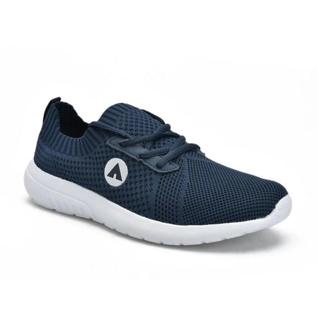 Airwalk Kelton Sepatu Sneakers Pria - Nav
