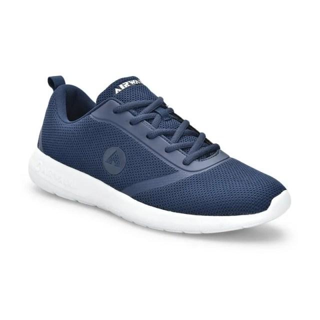 Airwalk Larquis M Sepatu Sneaker Pria - Navy