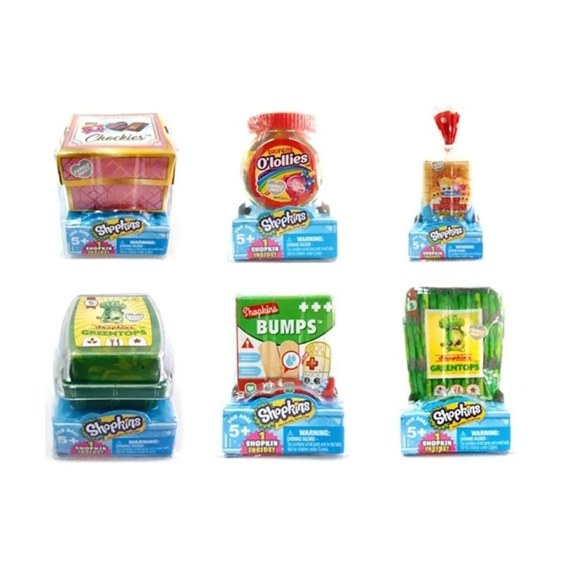 Jual Shopkins 57205 Family Mini Packs Mix 19 3 Online Oktober 2020 Blibli Com