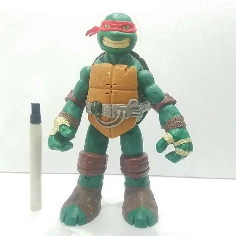 Jual Mainan Act Figure Tmnt Raphael Teenage Mutant Ninja Turtle Tinggi Sekitar 12 Inch Artikulasi Loose Original Cuwwtphds Tmnt Playmates Teenagemutan Terbaru Juni 2021 Blibli