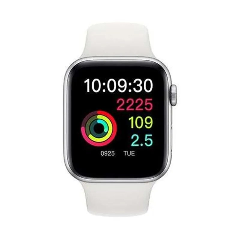 Jual Eds W54 Smart Watch With 1 54 Inch Voice Control Pedometer Fitness Tracker Online Oktober 2020 Blibli Com
