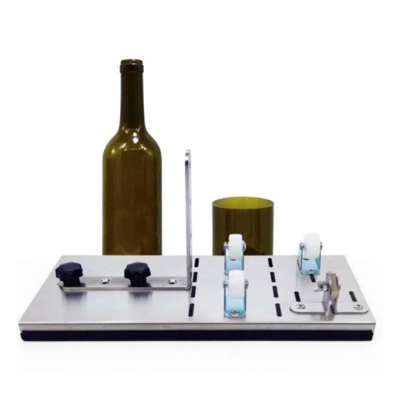 Jual Oem Adjustable Glass Wine Bottle Cutter Cutting Machine Jar Diy Recycle Tool Online Oktober 2020 Blibli Com