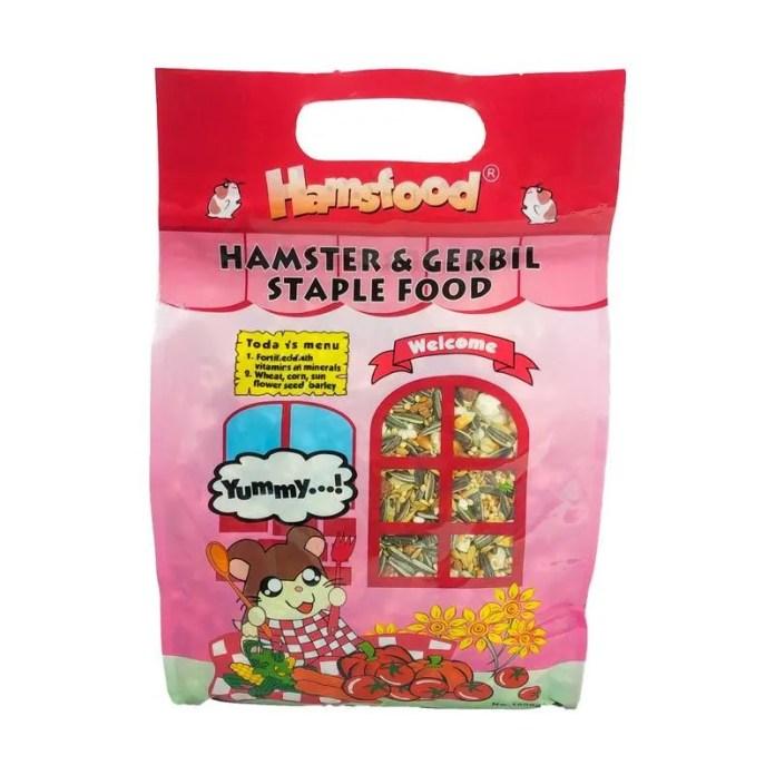 Hamsfood Makanan Hamster 1 Kg Terbaru Juli 2021 Harga Murah Kualitas Terjamin Blibli