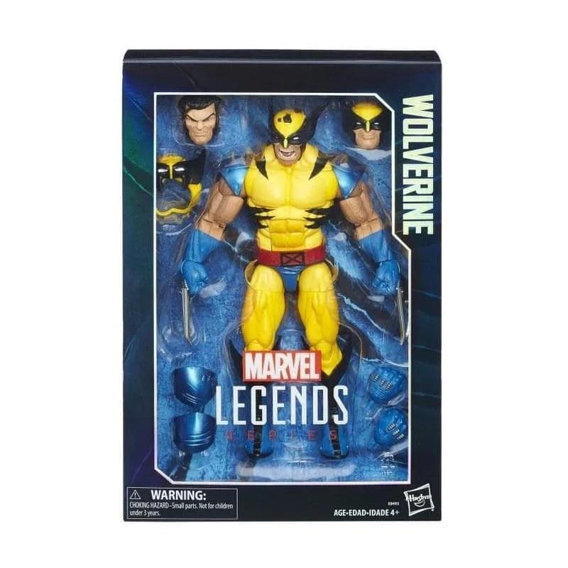 Jual Hasbro Marvel Legends Wolverine Action Figure 12 Inch Terbaru Juni 2021 Blibli