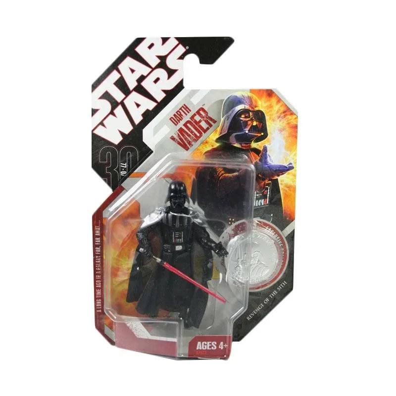Jual Hasbro Star Wars Exc Collector Coin Darth Vader Action Figure 3 75 Inch Murah Juni 2021 Blibli