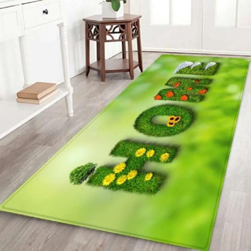 Jual Floor Rug Carpet Kitchen Non Slip Mat Kids Room Play Mat 40x120cm Online April 2021 Blibli