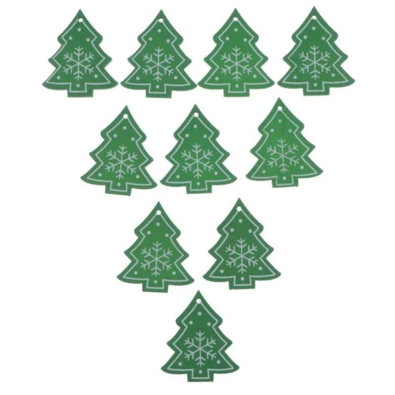 Jual Oem Wood Pieces Craft Log Discs For Diy Wood Tags Christmas Tree Decorations 10 Pcs Online Oktober 2020 Blibli Com