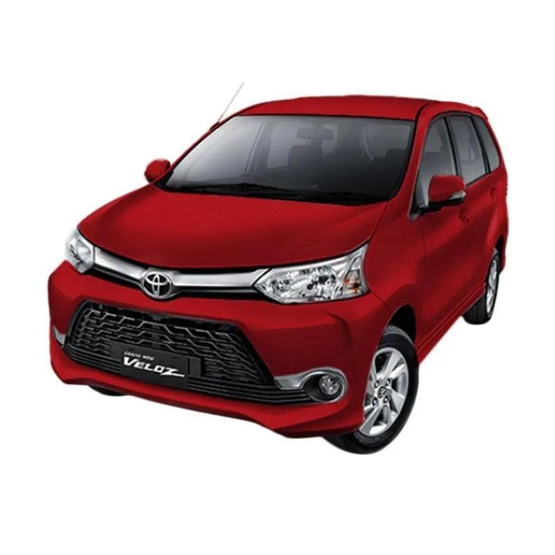 interior grand new avanza veloz 1.5 all camry 2019 harga jual toyota mobil - dark red ...