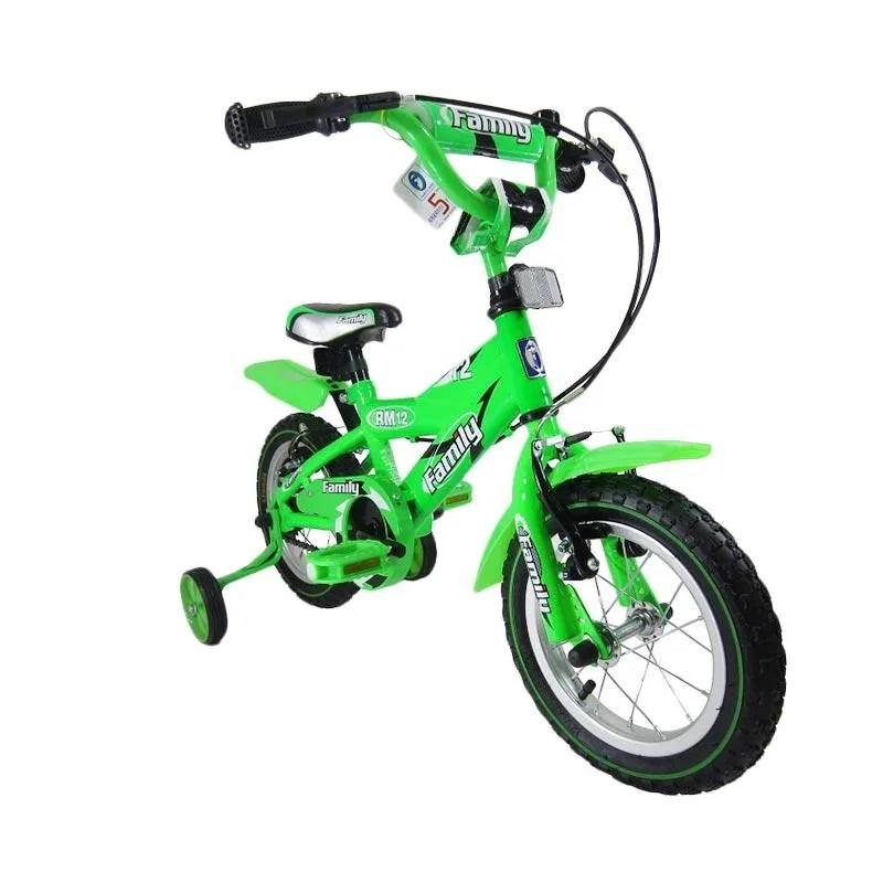 Jual Family Turbo Sepeda Anak - Hijau [12 inch] Online ...