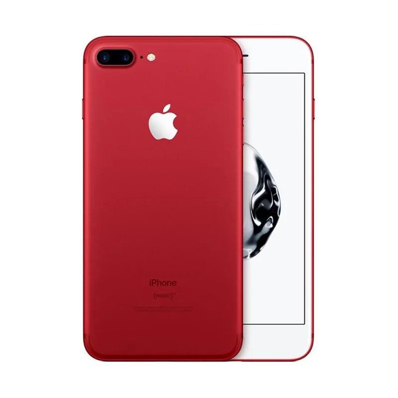 Sebagai tipe termurah yang masih dipajang di situs ibox, iphone 7 plus memang merupakan produk berusia lama. Jual iPhone 7 Plus 128 GB Smartphone - Red A1661 Online Maret 2021 | Blibli