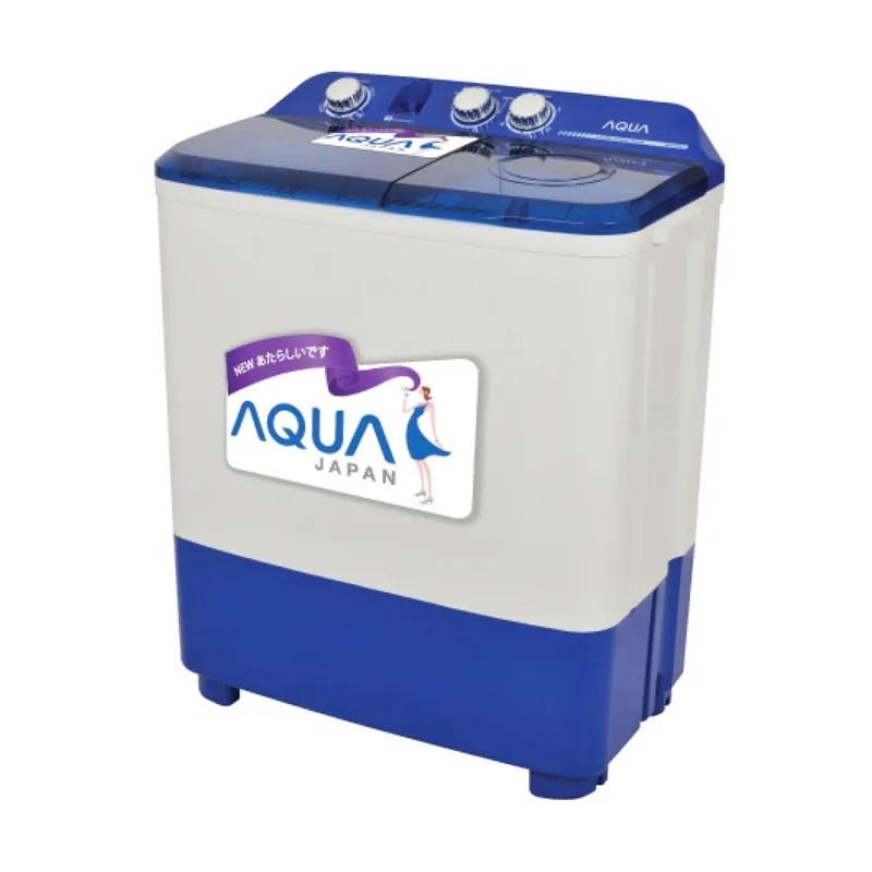 Jual Aqua QW-770XT Mesin Cuci [2 Tabung] Online - Harga