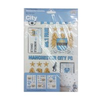 Jual Manchester City Wall Stickers Set Online