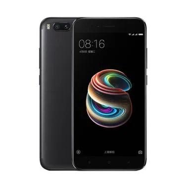 Xiaomi Mi 5x Smartphone - Black [64 GB/ 4 GB] Distributor