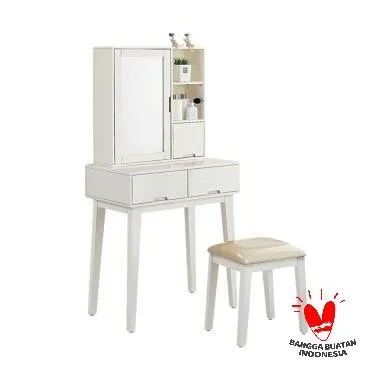 The Olive House Eco Dressing Table - White