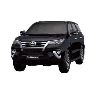Toyota New Fortuner 4x4 2.4 G DSL LUX Mobil - Attitude Black