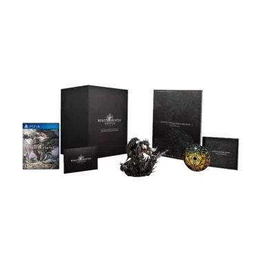 SONY PS4 Monster Hunter World DVD Game [Collector���s Edition]