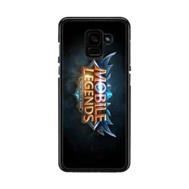 Acc Hp Mobile Legend Logo S0027 Custom Casing for Samsung A5 2018