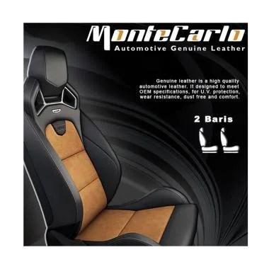 Montecarlo Serat Jok Mobil [2 Baris Jok]