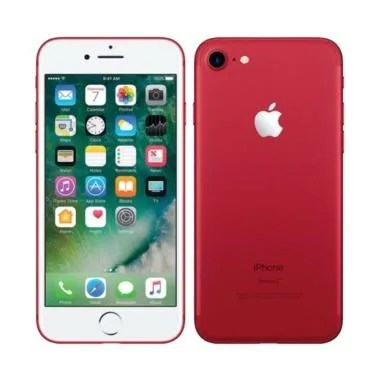 Apple iPhone 6 64 GB Smartphone - Red [ Refurbish] garansi 1 tahun