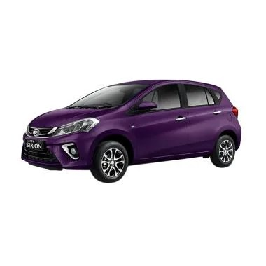 Daihatsu All New Sirion 1.3 Mobil - Mystical Purple