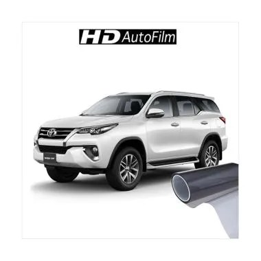 HD High Definition Platinum Full Kaca Film [Large Car]