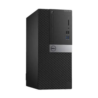 DELL OptiPlex 3040MT Desktop PC - Black [Intel Core i3]