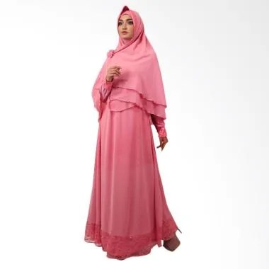 Nines Group NWS Moeslem Alika Dress - Dusty Pink