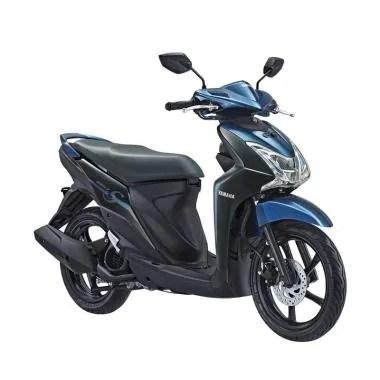 Yamaha Mio S Sepeda Motor[VIN 2018/ OTR Jabodetabek]