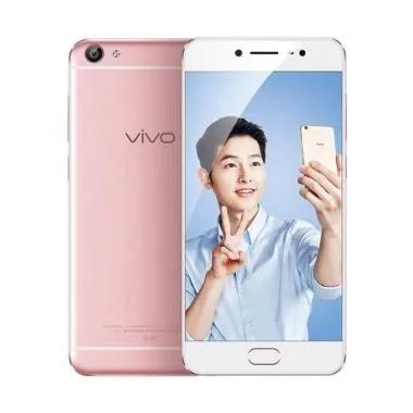 VIVO V5 Smartphone - Rose Gold [32GB/ 4GB] Free Tongsis