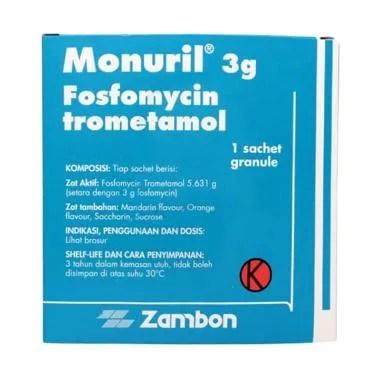Monuril Granul G Antibiotik