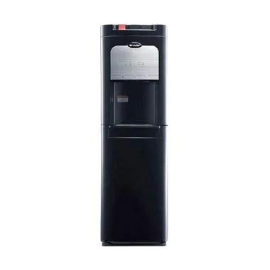 Sharp SWD-72EHL-BK Dispenser Air Galon Bawah - Hitam