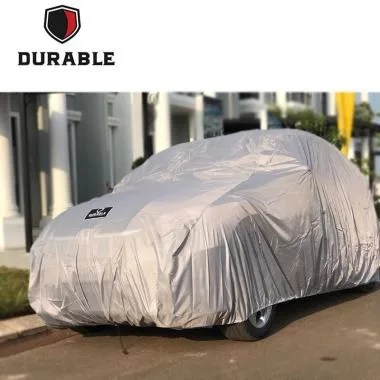 DURABLE Selimut Cover Body Mobil for BMW Seri 5 E34 or E39 - Grey