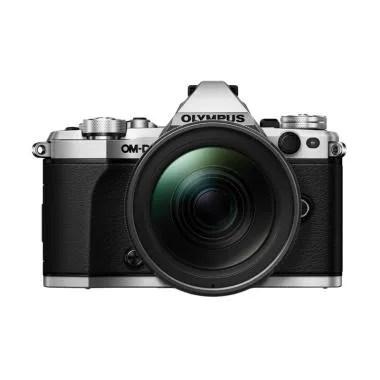 Olympus OMD EM5 MARK II Lens 12 - 4 ... Kamera Mirrorless - Siver