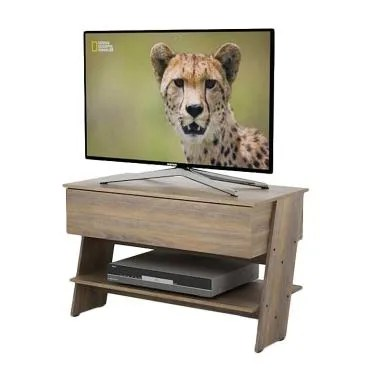 Funika VLTV 81 Japan OAK Rak TV Minimalis - Brown