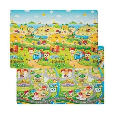 Comflor Baby Care Fruit Farm Large Playmat