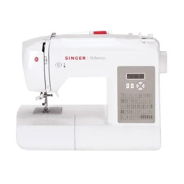 SINGER Brilliance 6180 Mesin Jahit Portable