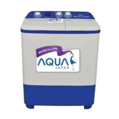 Weekend Deal - Sanyo Aqua SW871XT Mesin Cuci [Twin Tub/8 kg]