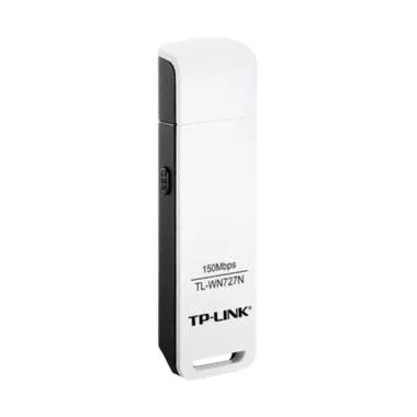 TP-LINK TL-WN727N Wireless N USB Adapter [150 Mbps]
