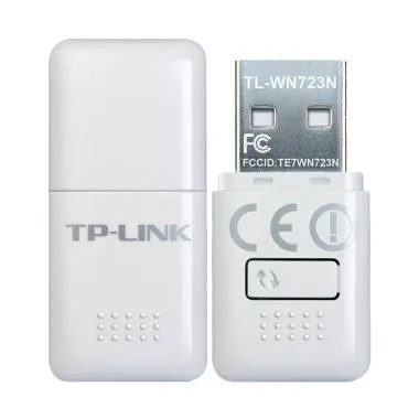 TP-LINK TL-W723N USB Wifi Dongle Mini Adapter [150 Mbps]