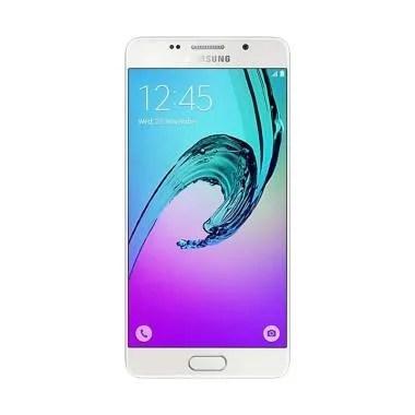 Samsung Galaxy A5 2016 Smartphone - Putih [16GB/ 2GB/ 4G LTE]